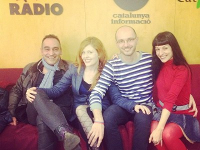 Catalunya Ràdio | Ja som en directe pel #miliunanits d'avui: engega la ràdio!!!!