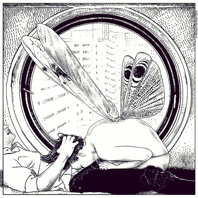 En mi novela #sebuena hay esto (búscala en #Amazon) Ilustracion de Apollonia Saintclair y... disfruta la magia :))
