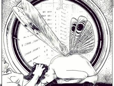 En mi novela #sebuena hay esto (búscala en #Amazon) Ilustracion de Apollonia Saintclair y… disfruta la magia :))