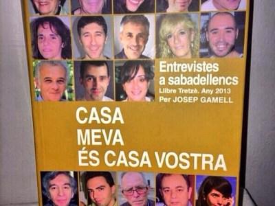 Un honor ser en aquest llibre de Josep Gamell amb celebritats com David Heras i Sergio Dalma