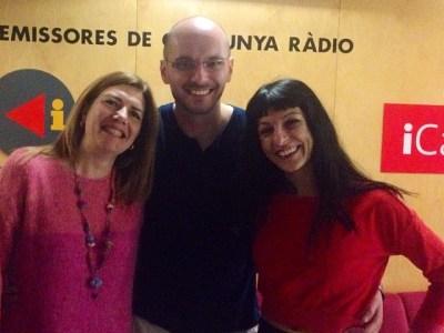 A Catalunya Ràdio parlem de Tensió sexual no resolta. Ens veieu tensos?