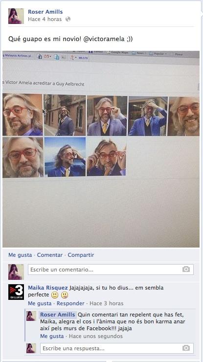 ejemplo de repelente facebookera