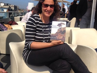 Amb Ada Castells fes el teu #santjordiamil inoblidable: roses, llibres, riures i… Polsim de fades #fesbondat