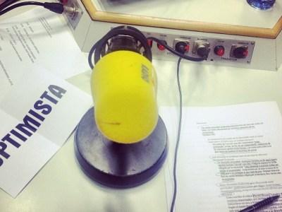 Ara, en directe, a #miliunanits de Catalunya Ràdio! #sherezade !!
