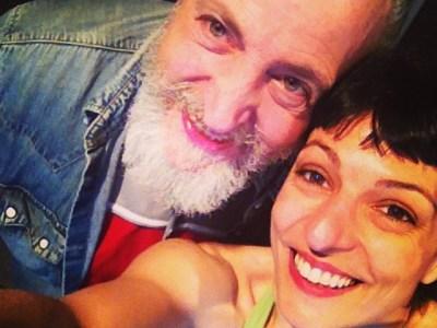 Ara mateix, visca el #selfie power amb Josep Ramon Guillén !!! M'ha fet fotos xulíssimes!!!