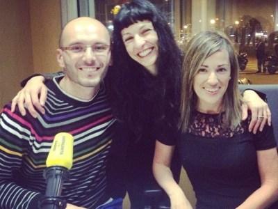Avui a #miliunanits de Catalunya Ràdio parlem de la #rupturadeparella amb Dani Borrell i Emma Ribas