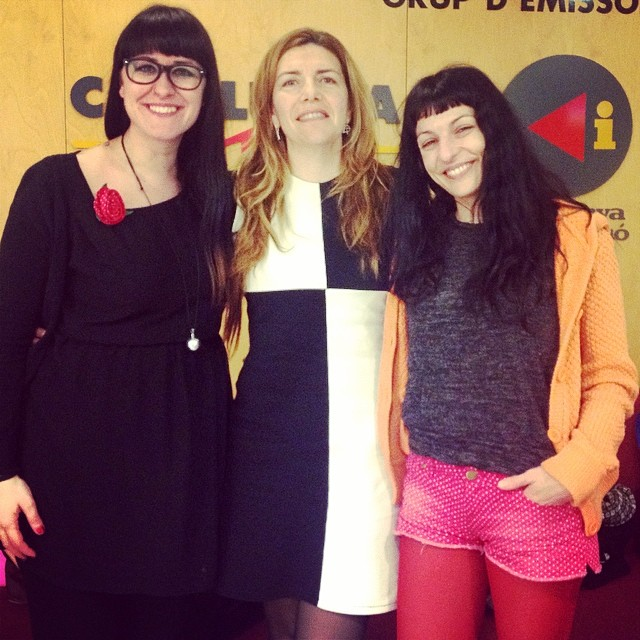 Roser Amills a Catalunya Radio