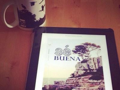Que @masclaroagua desayune con #sébuena es motivo de bailes y revolcones para las #hadas de la novela!!!!