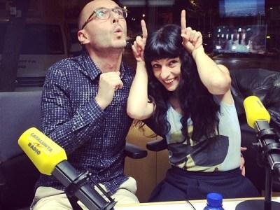 A #miliunanits la cabreta Roser i el gosset Dani Borrell avui parlarem de… #zoofilia !!!