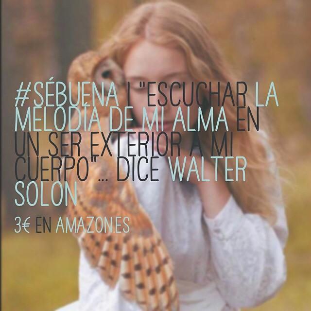 Walter Solon, personaje de #sébuena: Anciano coleccionista de arte, encarga a Ran que localice a Vitalia para proponerle un misterioso trabajo relacionado con Mallorca...