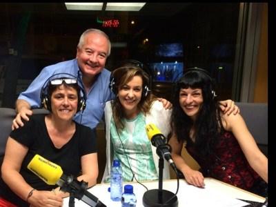 Avui a @miliunanits de Catalunya Ràdio hem estat parlant de si el sexe posa o no de bon humor :)) què en penseu?