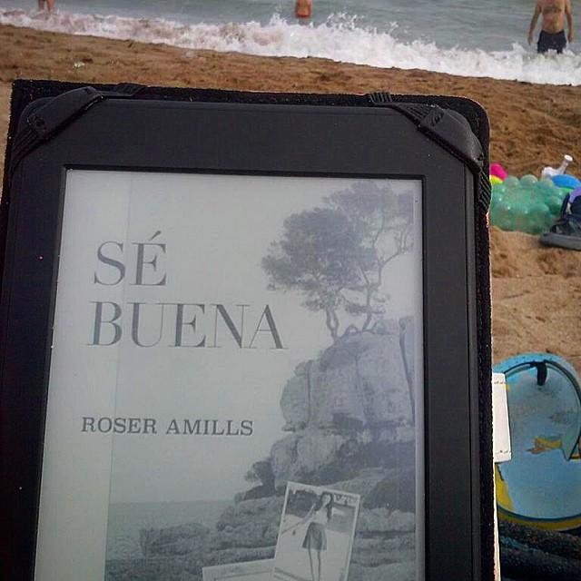 se buena de roser amills en kindle en la playa