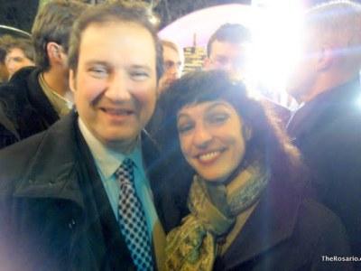 Mi foto con… Jordi Hereu