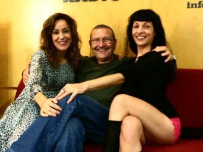 Ja hi som a #miliunanits preparats per parlar de la líbido a @catalunyaradio :)) Veniu!!!