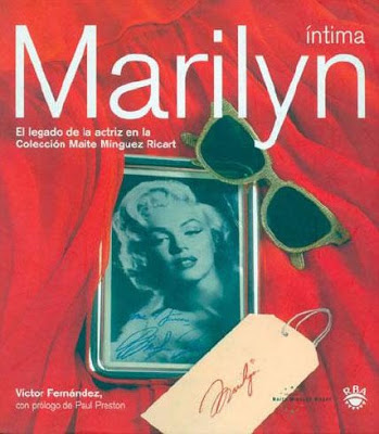 libro de marilyn editado por roser amills
