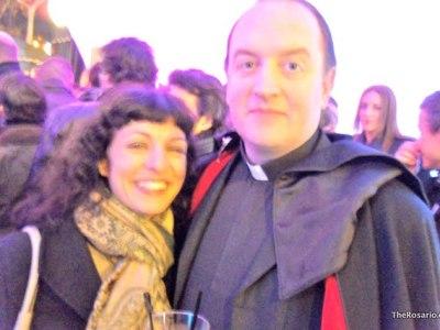 Mi foto con… Padre Apeles