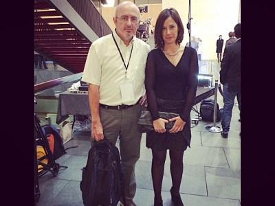 Es millors periodistes de Balears: na Cristina Polls i Carles Domenec!!! #premioplaneta2014