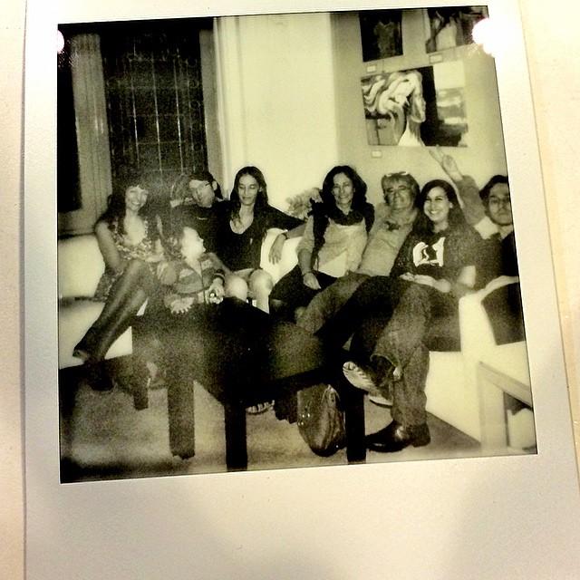 polaroid recital roser amills casa orlandai barcelona 2014