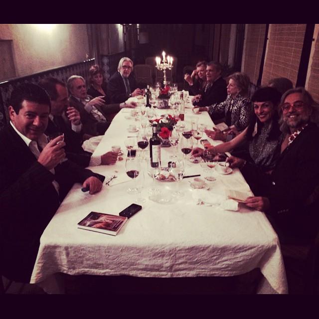 cena casanovista roser amills victor amela noviembre 2014