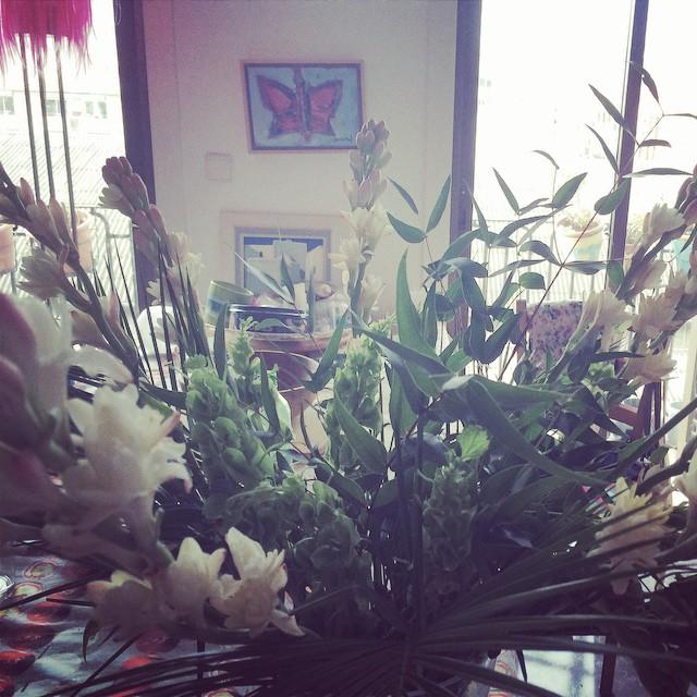 ramo de nardos regalo de pilar pons para roser amills