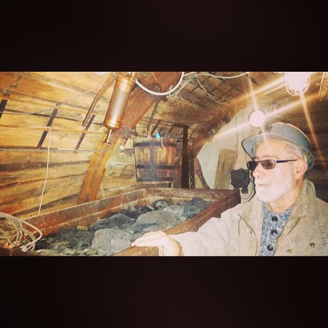 Mi abuelo y mi padre fueron mineros en Bagà, va por ellos también: Feliz Navidad!!!