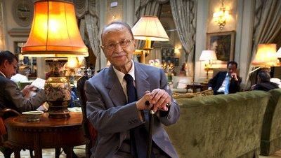 Jaime Arias Zimerman (Barcelona, 1922-2013) en 'El ecuador de Ulises', un periodista real que parece salido de una película de los años 50
