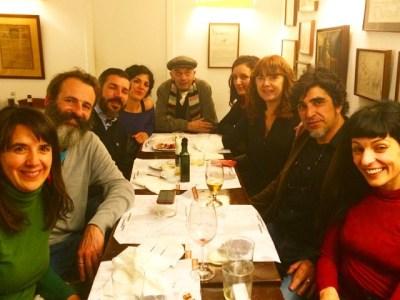 Cena Canibaal con Antonio Beneyto para el recuerdo ;)) #hastaelhorizontesiempre ;))