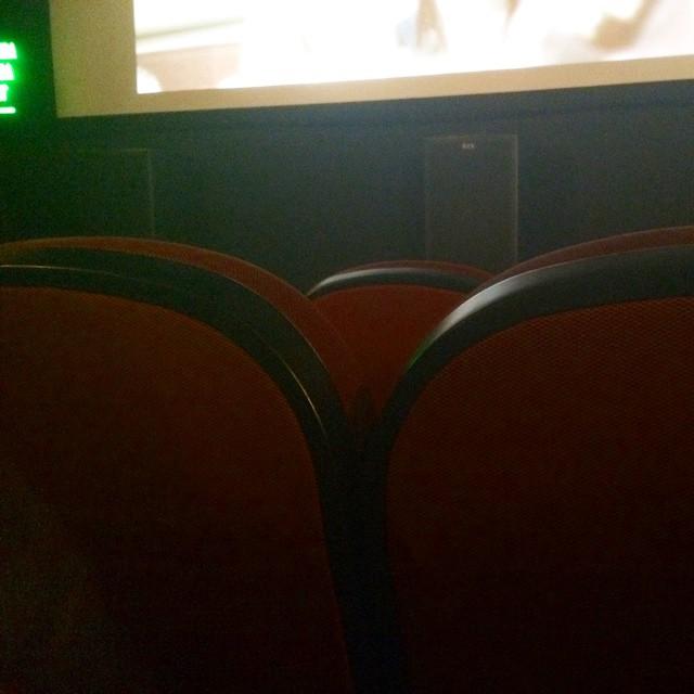 Una miqueta de #cineverdi ? ;)) #oscar2015