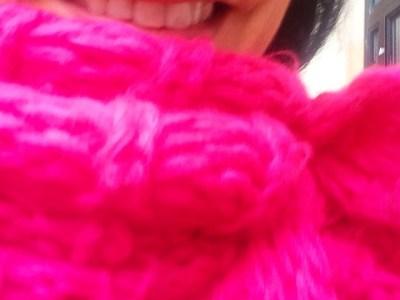 Buenos días y lana de colores para pasar el invierno con alegría!!!