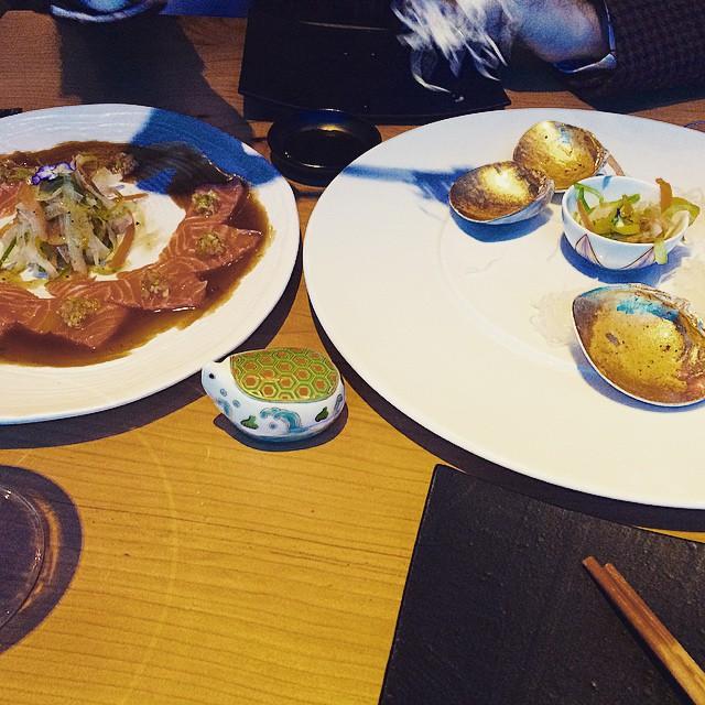 En el ericito hay... Un wasabi espectacular!!