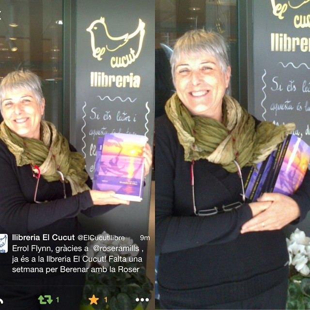La DO Emporda li posa alegria al #berenarliterari de El Cucut Llibres