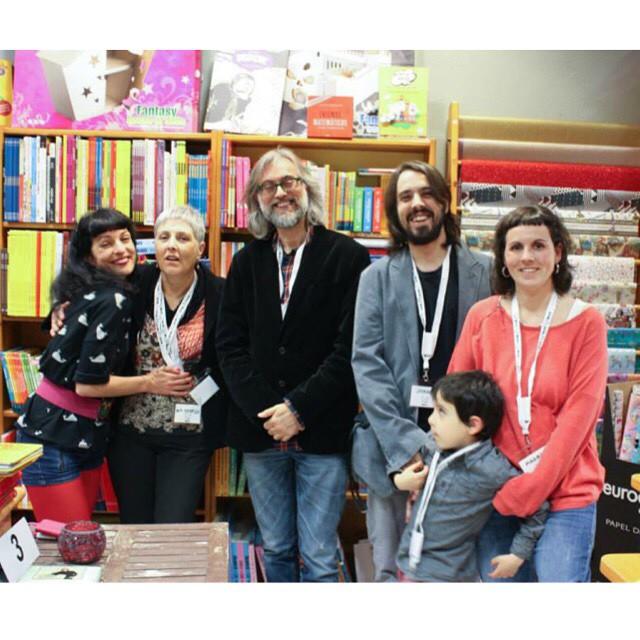 I més bons records de la visita de #elecuadordeulises a El Cucut Llibre Gran día!!!