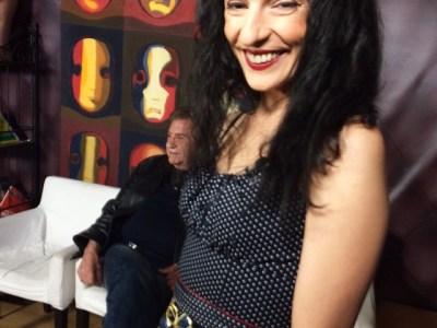 Ayer estuve enel programa Toni Rovira y tú de 25TV con #elecuadordeulises #Barcelona #novela #mallorca #algaida