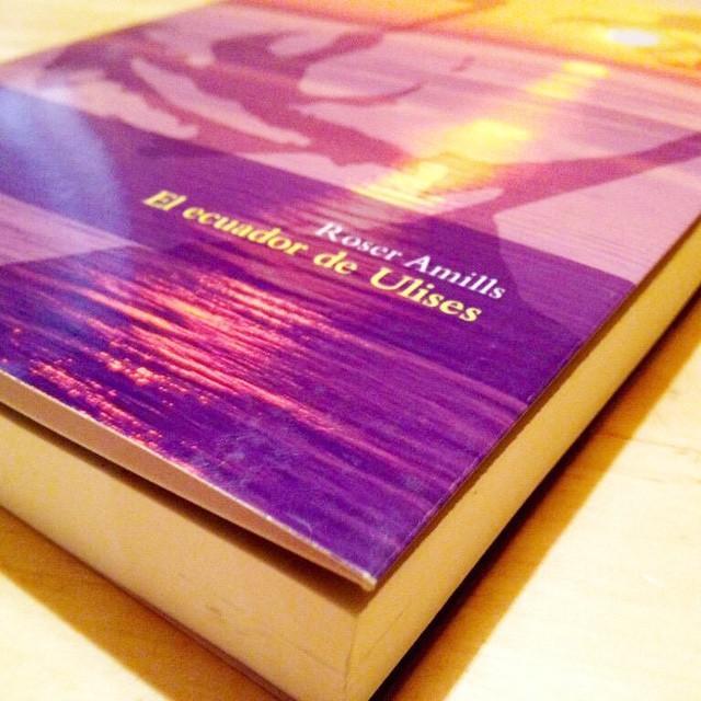 Eduard López Mercadé comenta la seva lectura de El ecuador de Ulises