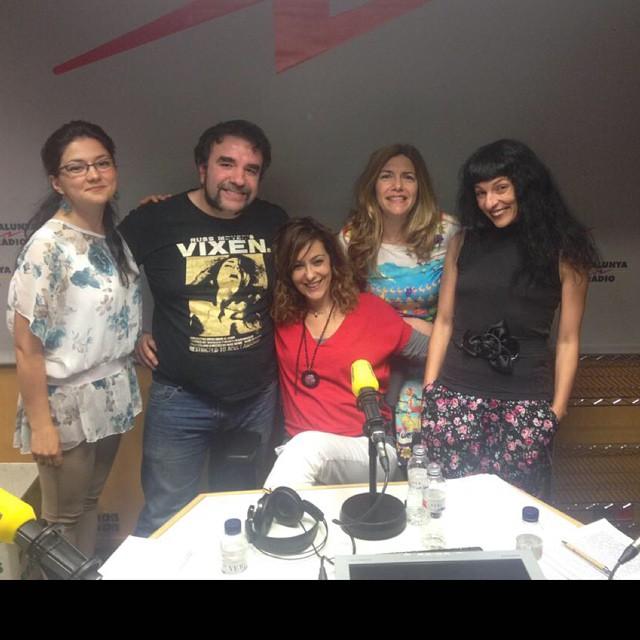 Avui a @catalunyaradio hem parlat de #museus eròtics i jo he estat en contra :))