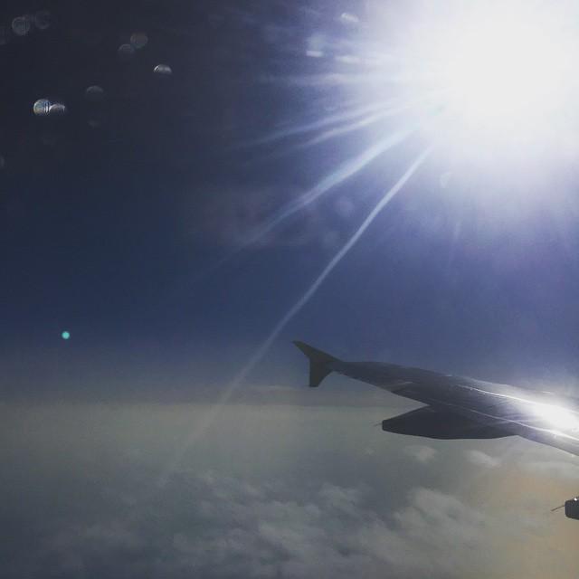 Buenos días desde el cielo: Mallorca, ya voy!!