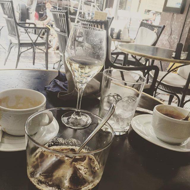 La hora de los cafés :))