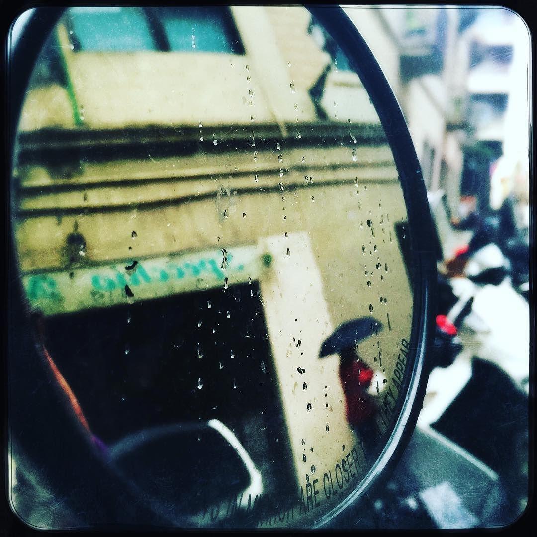 Día de lluvia en Barcelona :))