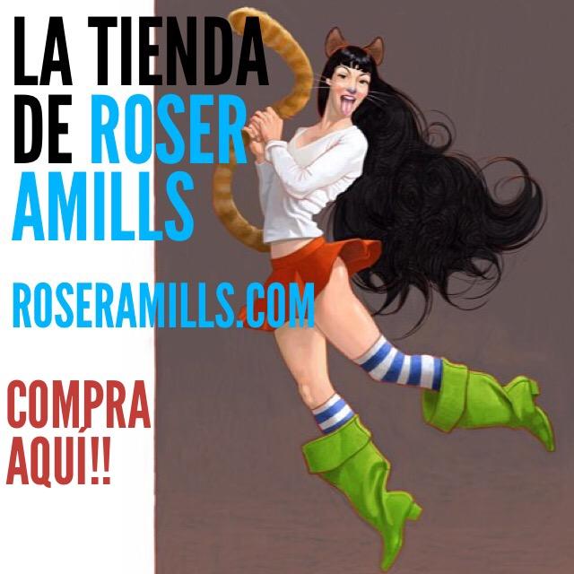 La tienda de Roser Amills