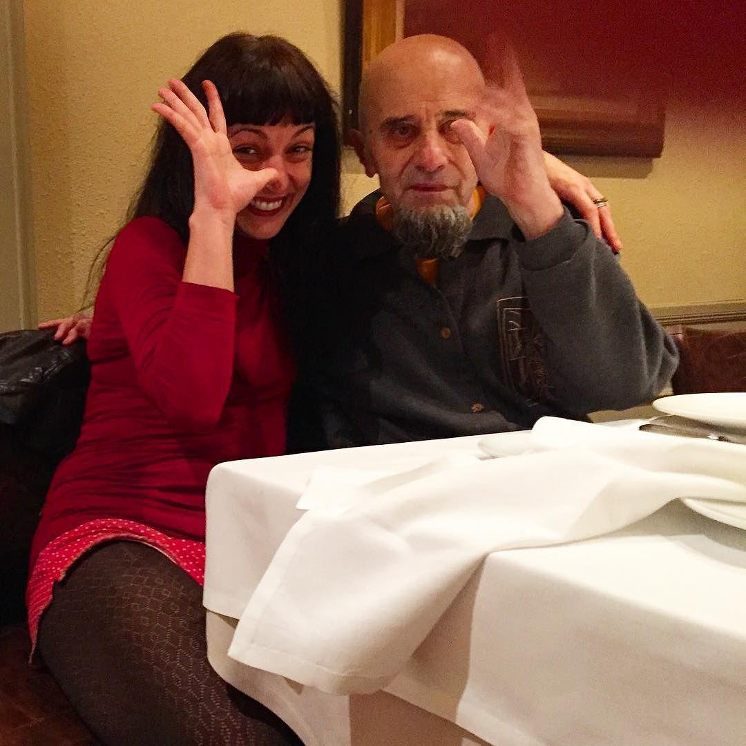 Gran Antonio Beneyto, siempre me da alegría verle!!!
