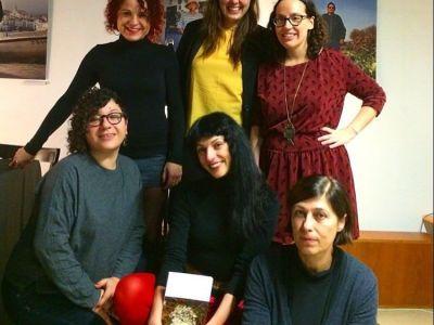 Avui fa un any que vam presentar l'antologia de poetes mallorquines #ambaccentalaneutra :))