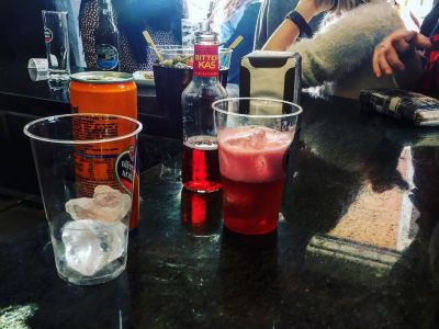 Entrar en un bar y sentir amor