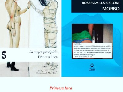 Roser Amills + La Princesa Inca