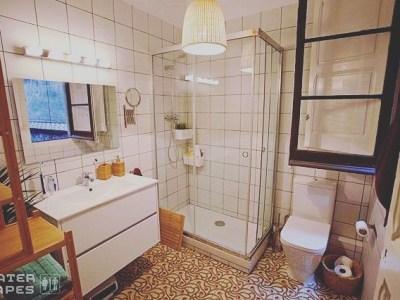 Ya me he personalizado el baño: Gran Vía 494