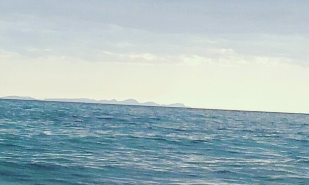 Mallorca, vista des de Binigaus, #bonanit !!!