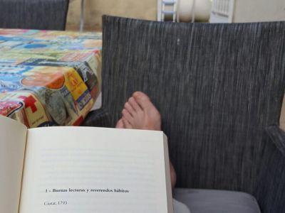 Gracias Josep Manuel por elegir #labachillera este fin de semana. Feliz lectura y feliz domingo!!