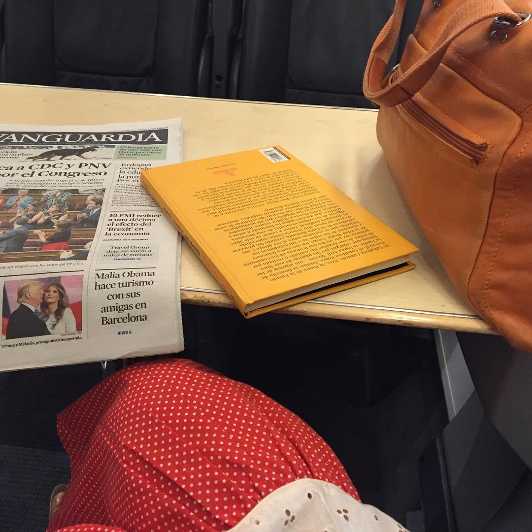 Tren, alegría, Madrid, reunión ;))