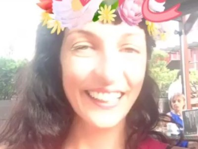 Con Lidia Guevara pasan cosas así de bonitas!!!