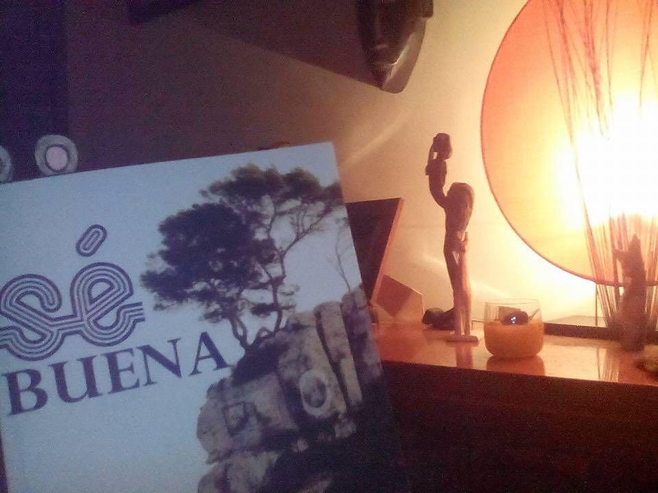 Gracias preciosa Mariló por leer #sébuena este mes de agosto ;))