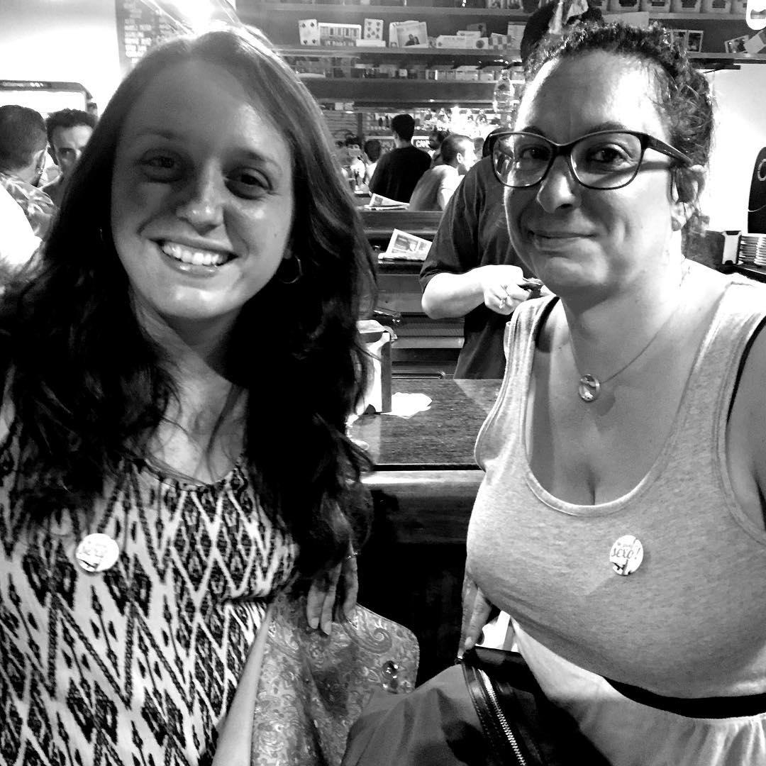 Preciosas Maria Prunera y @zengue amb #megustaelsexo
